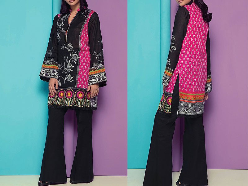 a1052a719e7 Orient Embroidered Lawn Collection 2018. Most of these ladies dresses ...