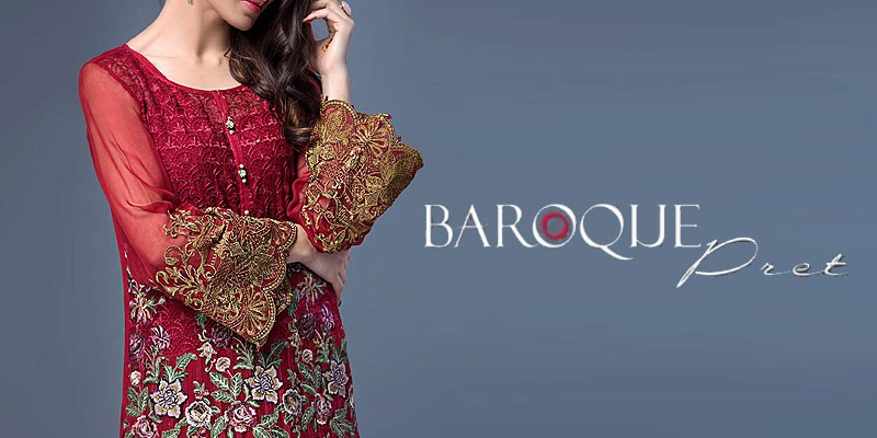 Baroque Pret Collection 2018