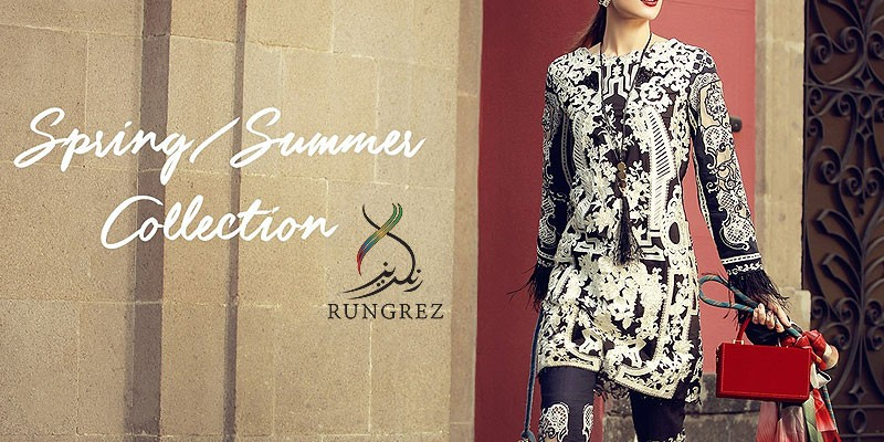 Rangrez Spring Summer Collection 2018 Vol-1