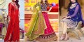 Most Common Wedding Dress Colors in Pakistan