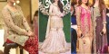 Latest Pakistani Wedding & Party Dresses Collection 2019-20