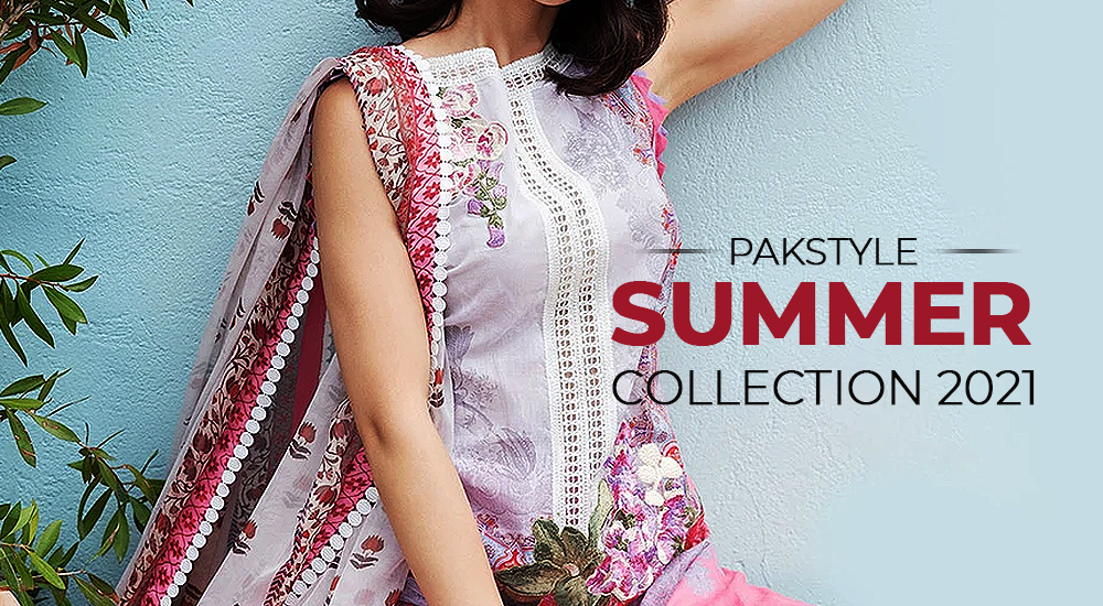 PakStyle Lawn Collection 2021