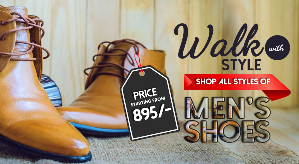 Mens Shoes on Sale Price in Pakistan