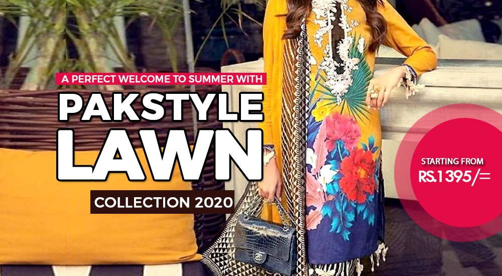 Summer Lawn Collection 2020