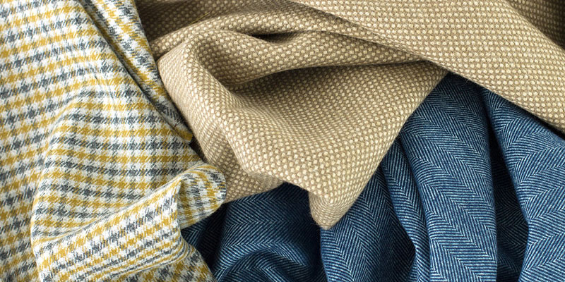 Popular Winter Fabrics & Colors