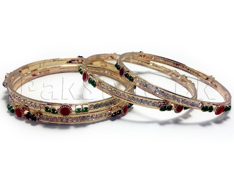 Indian Imitation Bangles Set