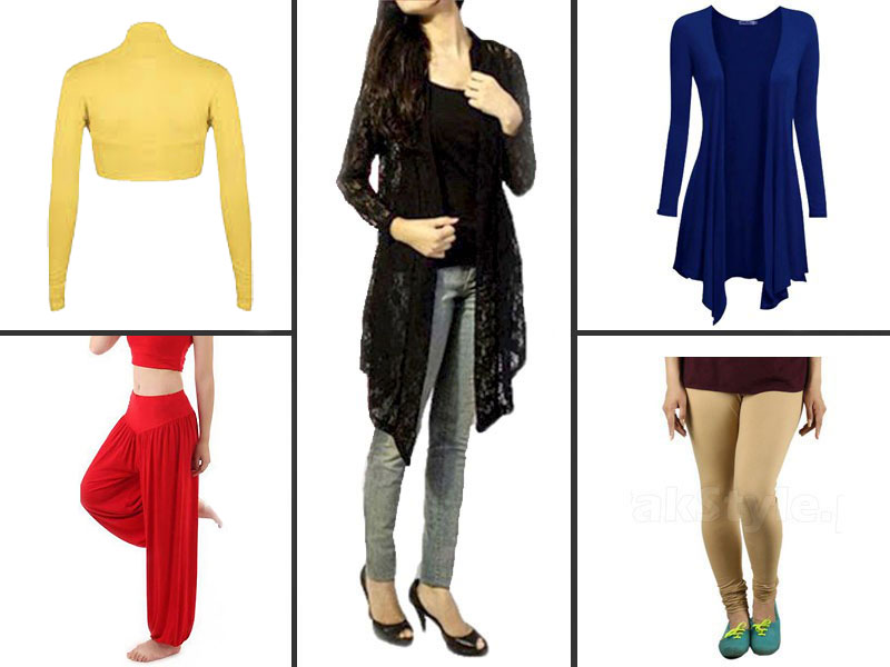 Combo Pack of 5 Ladies Clothes