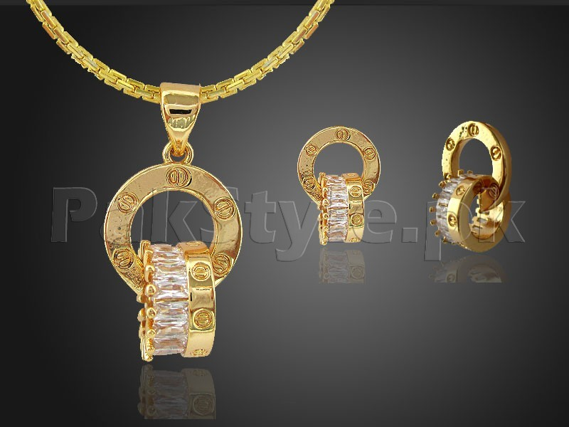 Women's Fashion Jewelry Set