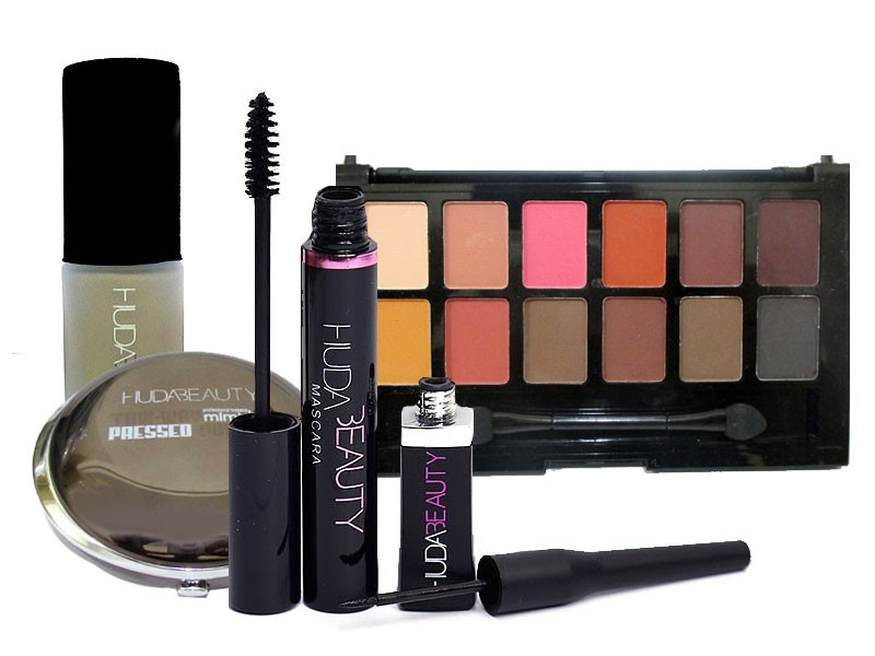 5 Huda Beauty Makeup Products