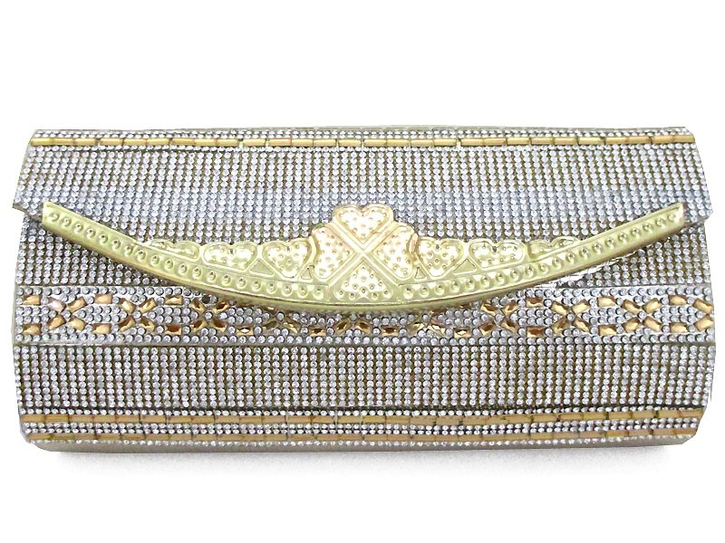 Luxury Velvet Evening Clutch Bag - Red Price in Pakistan