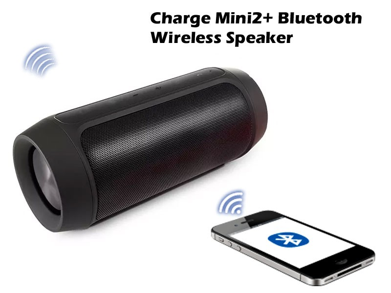 Charge Mini 2+ Portable Wireless Speaker