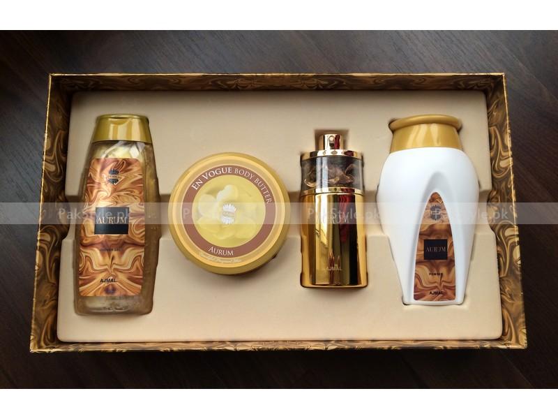Ajmal Aurum Gift Set Price In Pakistan M001037 2019 Prices Reviews