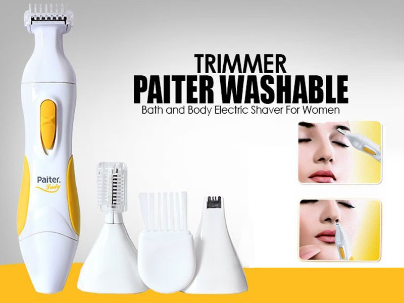 Paiter Washable Ladies Trimmer PLS-01S
