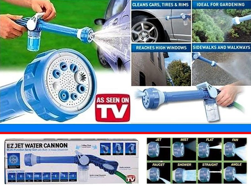 EZ Jet Water Cannon Spray Gun