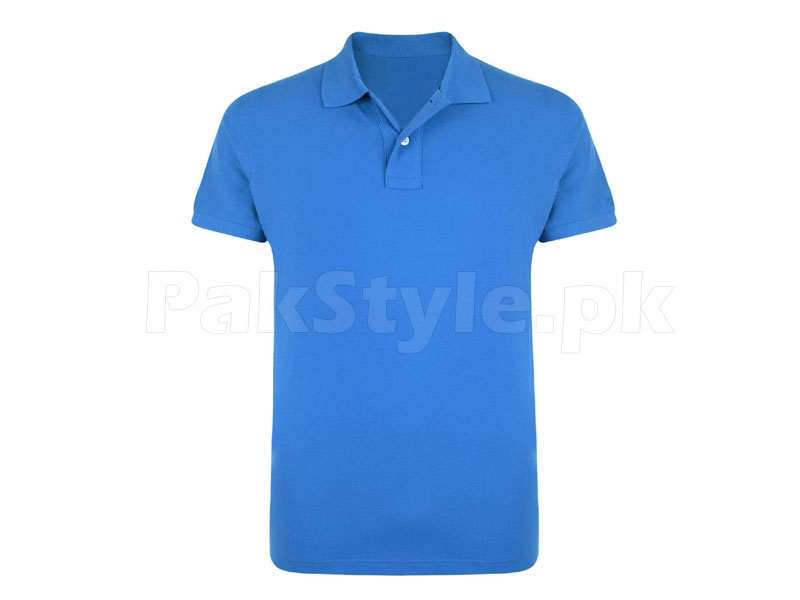 Pack of 3 Cotton Polo Shirts in Pakistan