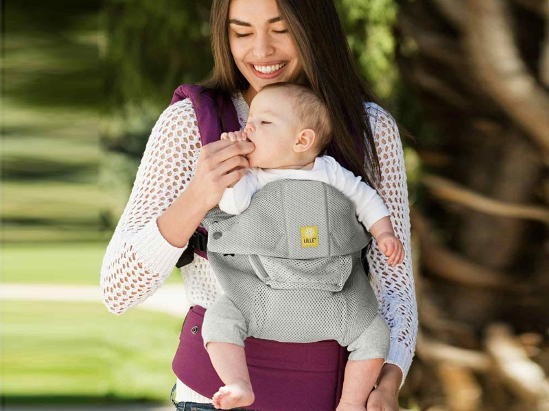 Perfect Fit Baby Carrier Bag