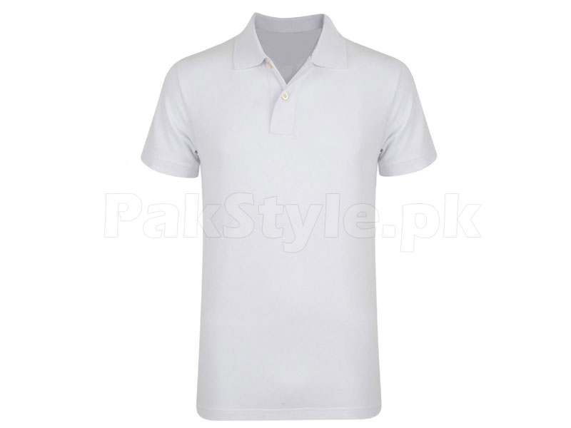 5 Plain Polo Shirts Bundle Offer in Pakistan
