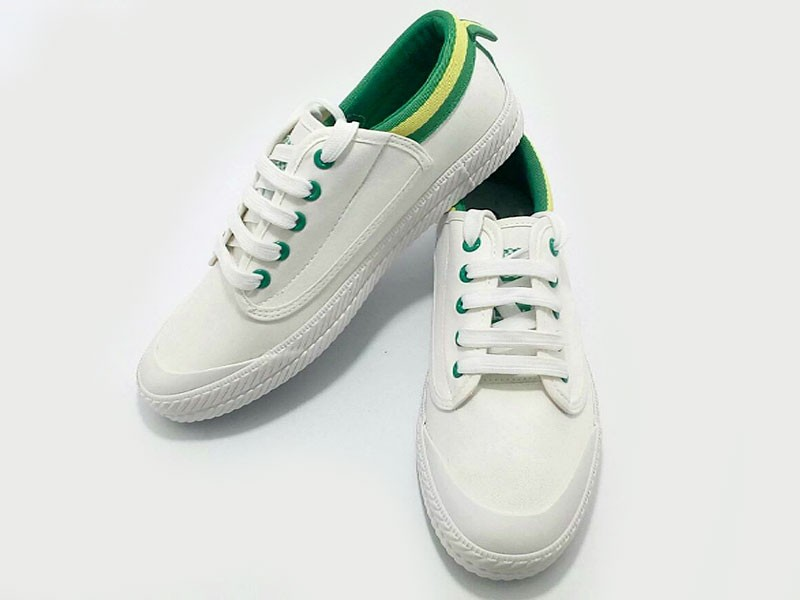 Unisex White Sneaker Shoes