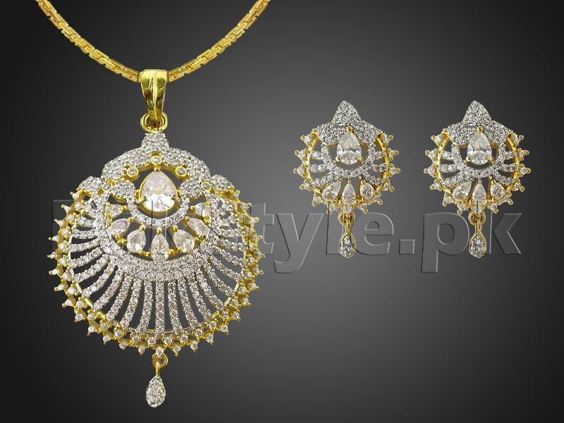 Ad stone pendant jewelry set price in pakistan m010770 prices ad stone pendant jewelry set aloadofball Image collections