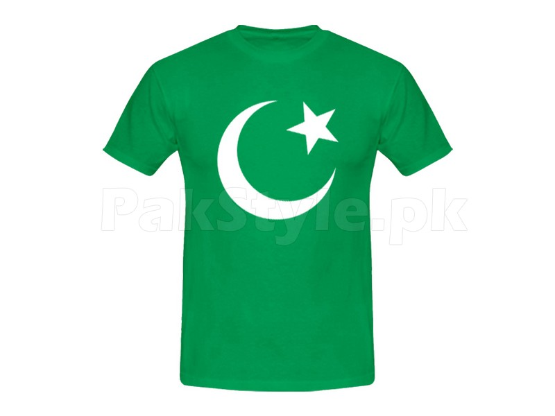 Pakistani Flag Graphic T-Shirt Price in Pakistan