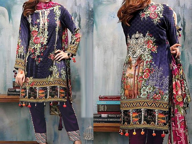 Star Classic Lawn Suit 4004-B Price in Pakistan