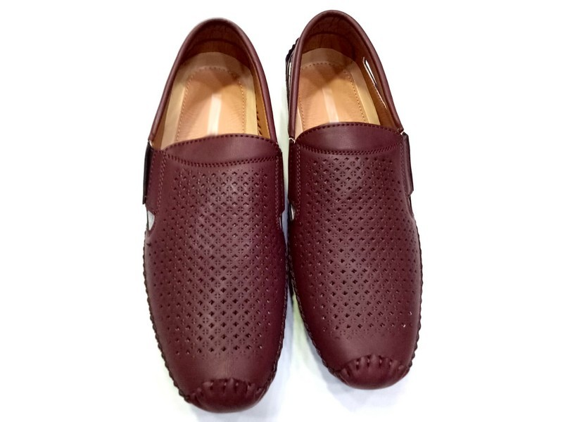 Men's Brown Formal Loafer Shoes