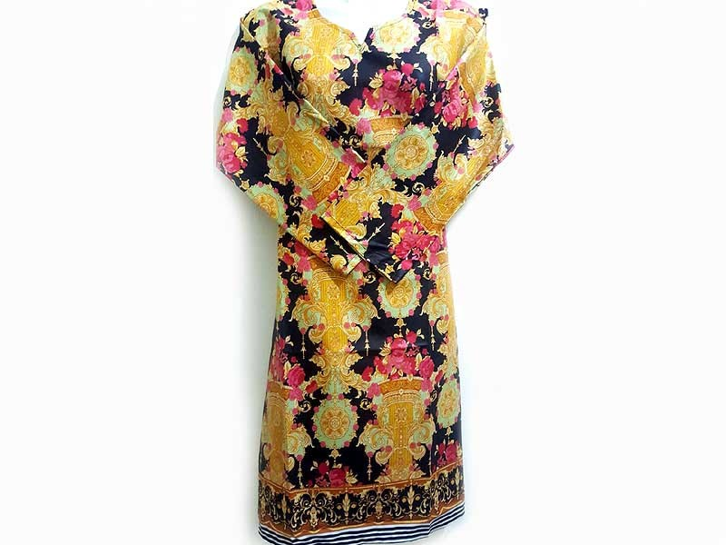 Printed Lawn Kurti for Ladies