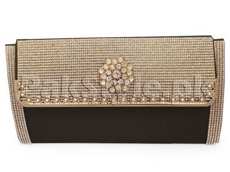 9ae2e57ea Fancy Golden Clutch Purse Price in Pakistan (M009705) - 2019 Prices ...