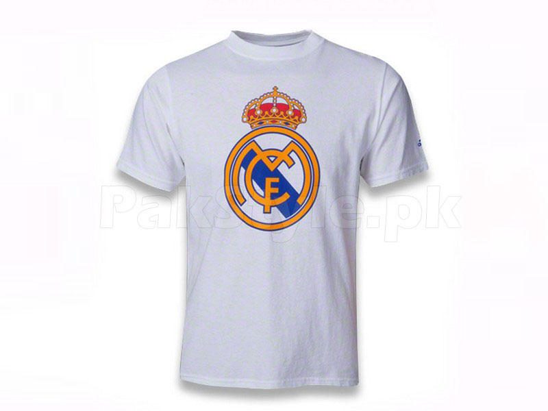 real madrid graphic t shirt price in pakistan m001106 prices reviews. Black Bedroom Furniture Sets. Home Design Ideas