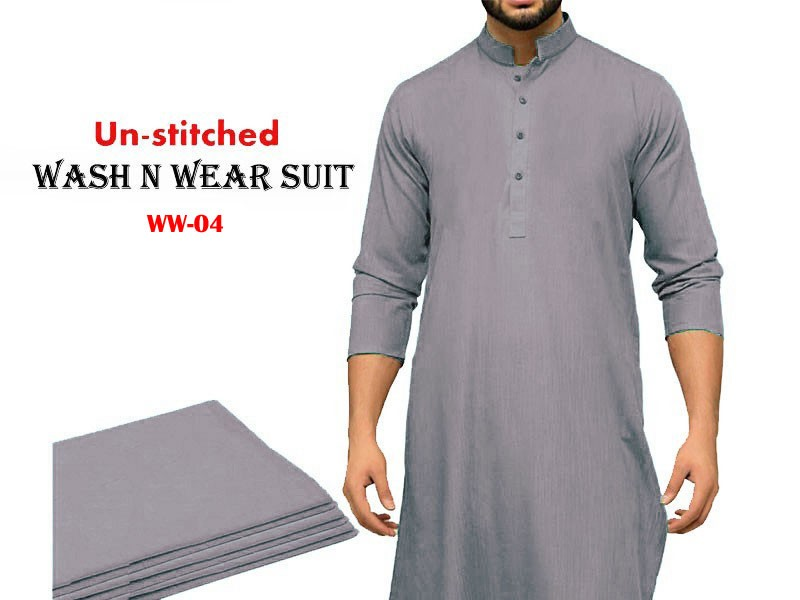 Pack of 3 Men's Unstitched Suits of Your Choice