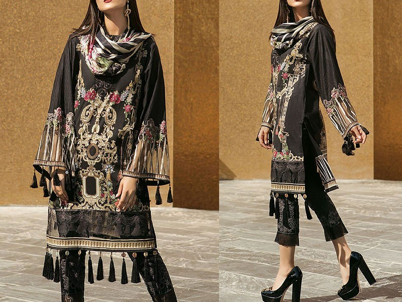 Star Lawn Collection 1029-C Price in Pakistan