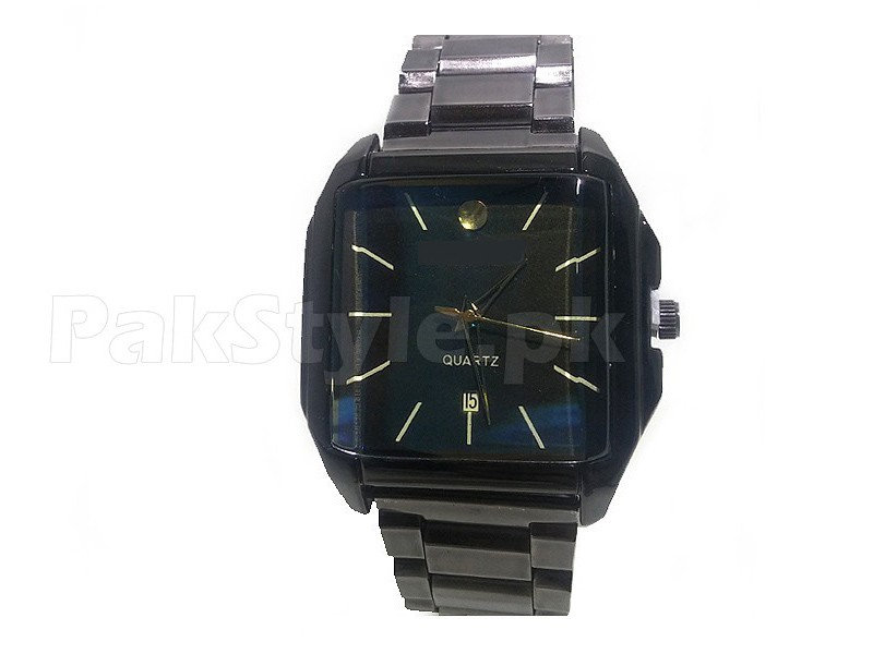 Elegant Date Dial Men's Watch