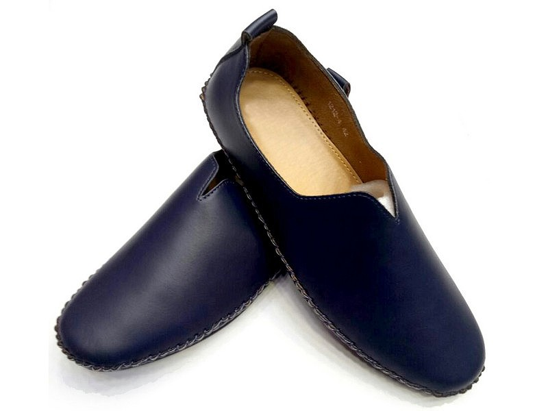 Navy Blue Stylish Men's Formal Shoes Price in Pakistan