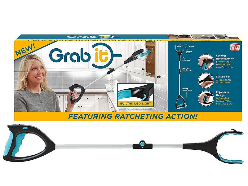 Grab it Ratcheting Tool