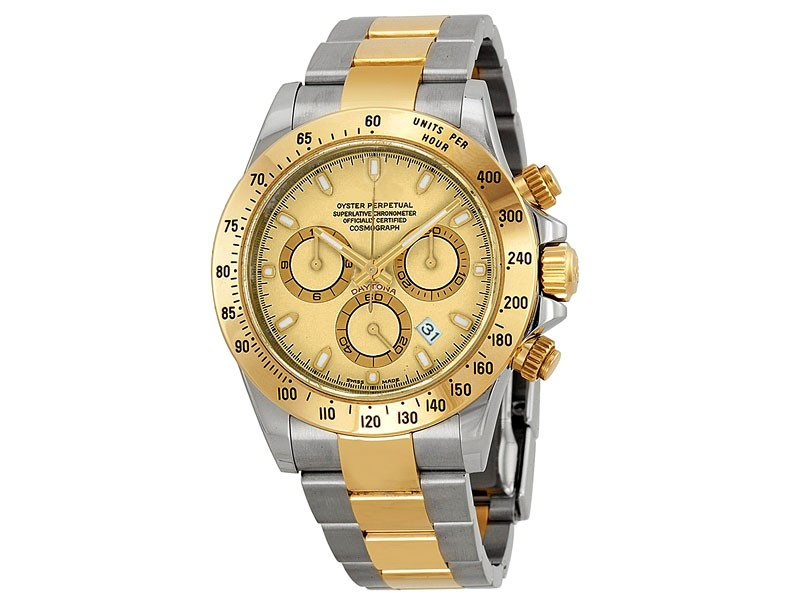 Elegant Men's Datejust Two Tone Watch Price in Pakistan