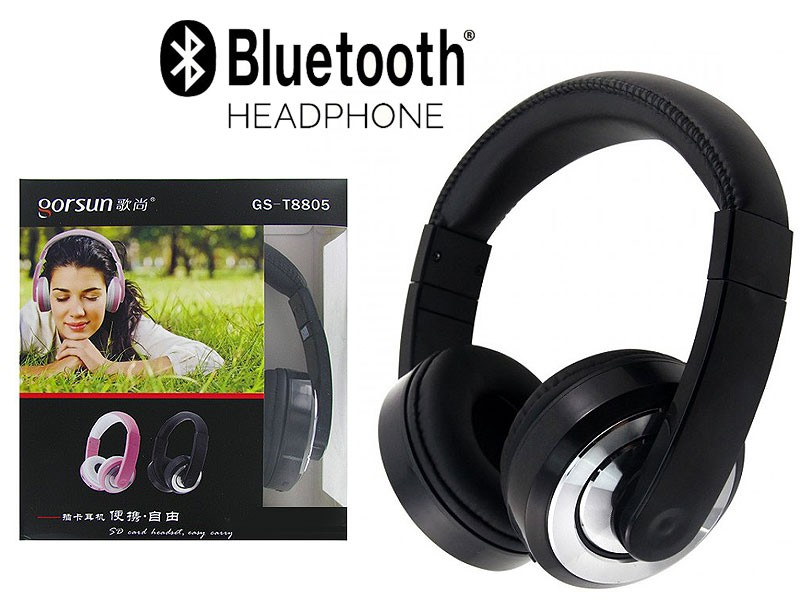 Gorsun Wireless Bluetooth Headphone GS-T8805