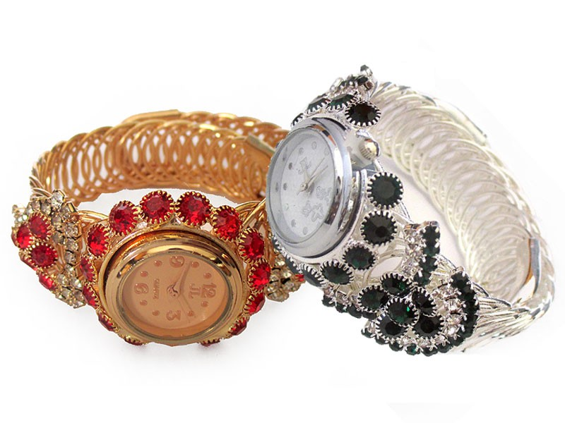 Pack of 2 Kara Bangle Watches