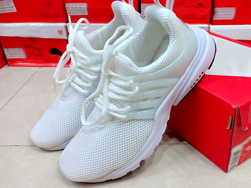 Outdoor White Sneaker Shoes for Men