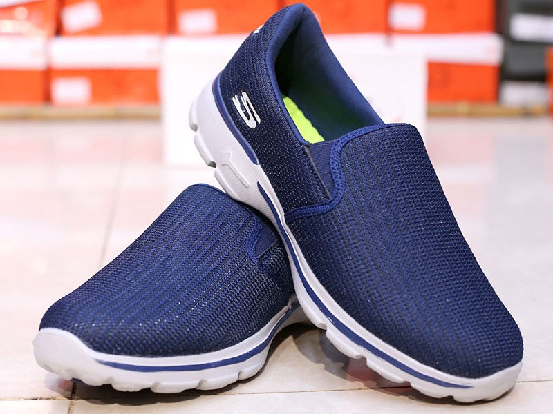 Stylish Blue Sneaker Shoes for Men