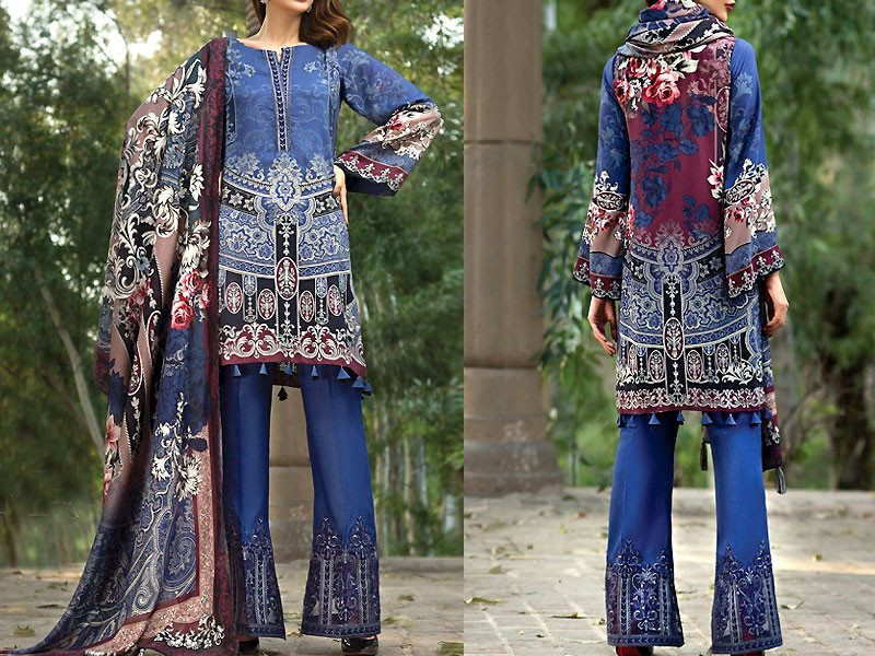 Star Classic Lawn Dress 2018 4016-A Price in Pakistan