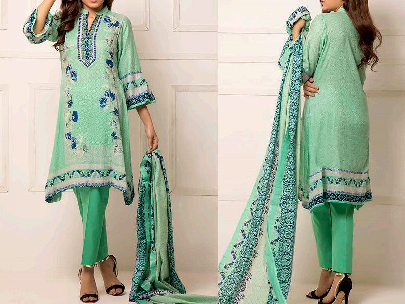ZS Textile RangReza Lawn 2019 with Lawn Dupatta ZS-8B Price in Pakistan