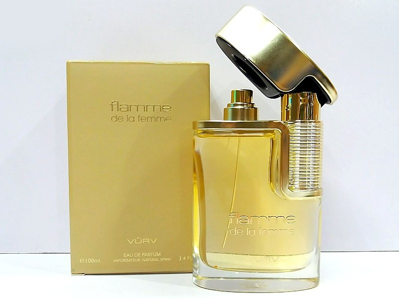 Vurv Flamme de la Femme for Women's Price in Pakistan