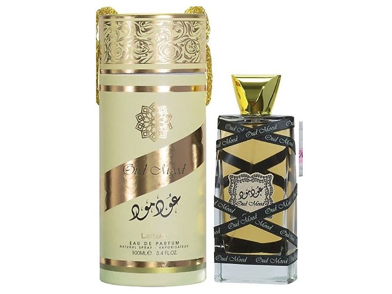 Lattafa Oud Mood Perfume for Men & Women