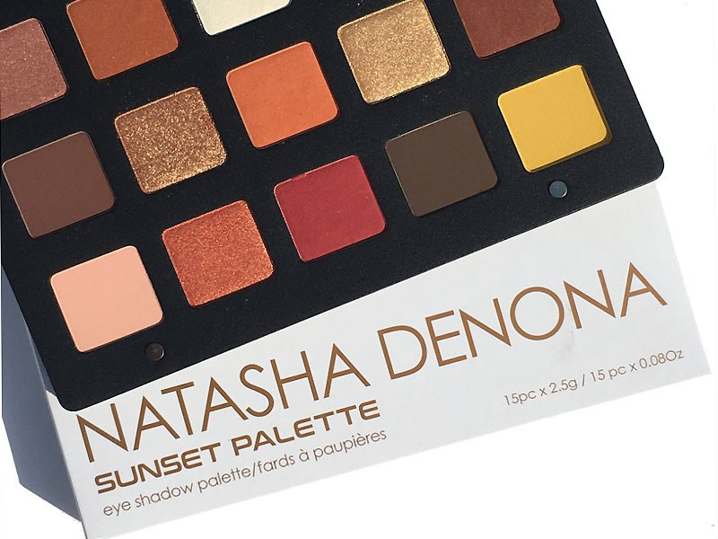 Natasha Denona Sunset Palette - 15 Shades Price in Pakistan