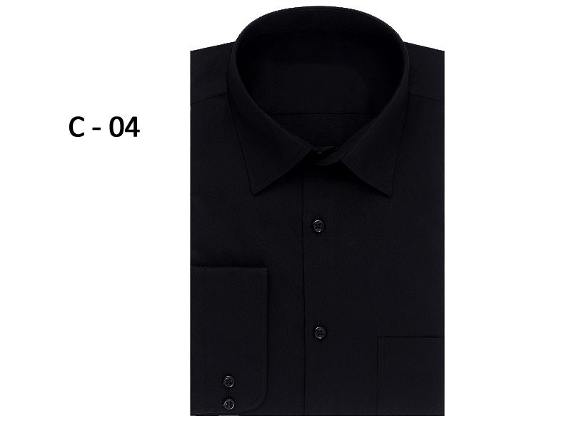 Pack of 2 Regular Fit Plain Shirts of Your Choice