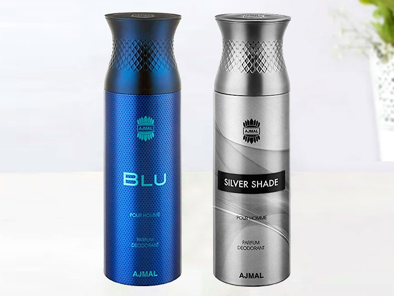 Pack of 2 Ajmal Deodorants for Men - 200ML