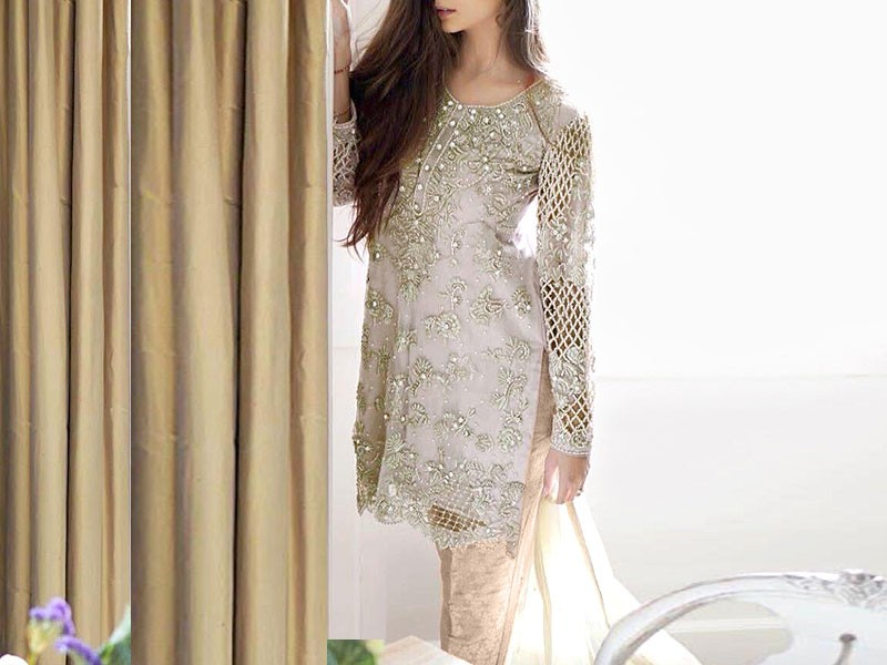Pack of 2 VS & ZS Textile Lawn Suits Price in Pakistan