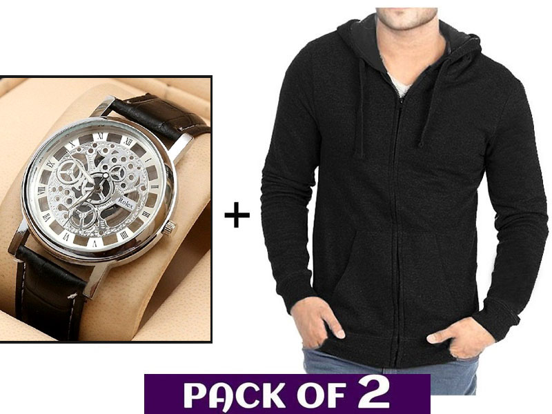 Pack of 3 Men's Sleeveless Sweaters Price in Pakistan