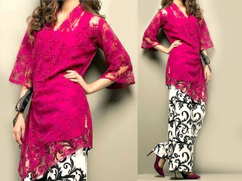 Al-Zohaib Anum Lawn 2018 with Lawn Dupatta 05-A Price in Pakistan