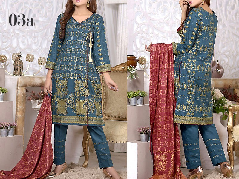 Mysoori Gold Banarsi Lawn Collection 2020 - 3A Price in Pakistan